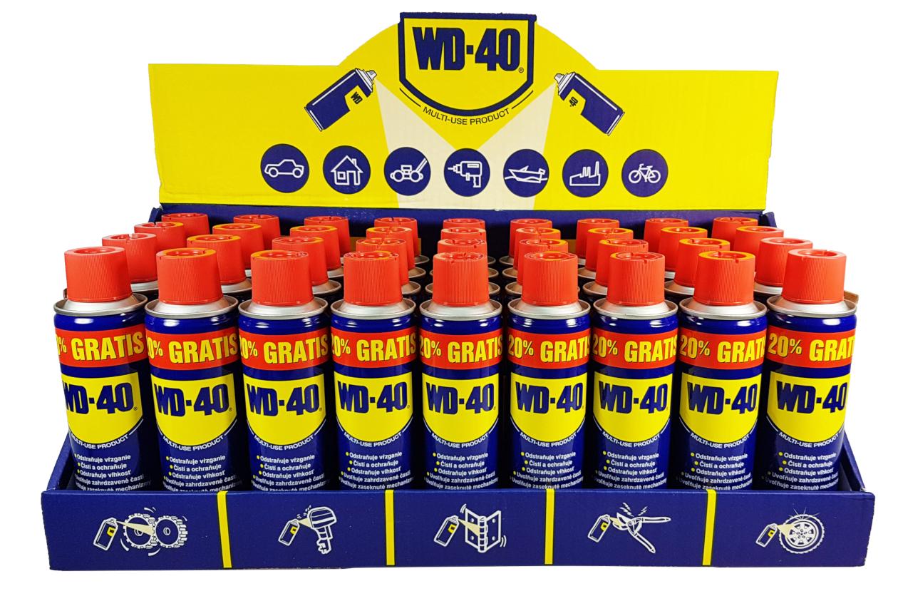 WD-40 WD40 240ml odrdzewiacz MEGA CENA 24 x 9,99zł