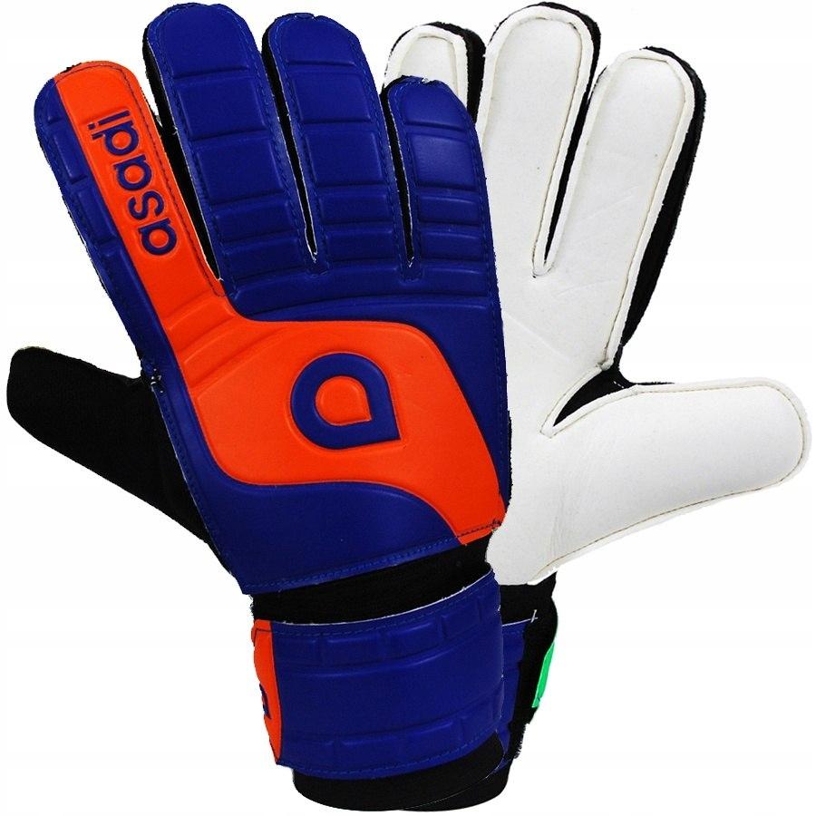 Rękawice Asadi N-50 MODEL 112 pomarańczowy 8