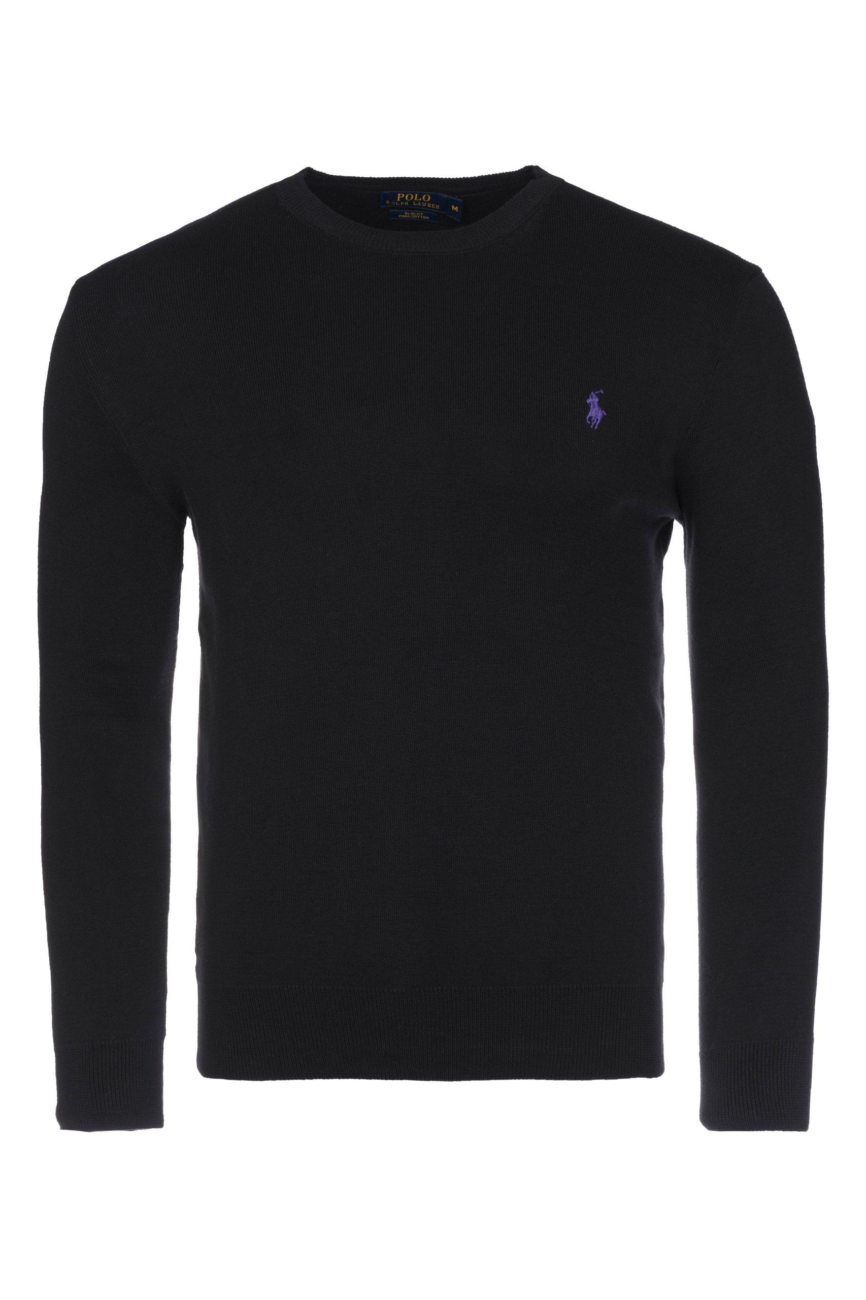Sweterek- Ralph Lauren-czarny- XL-wyprzedaż