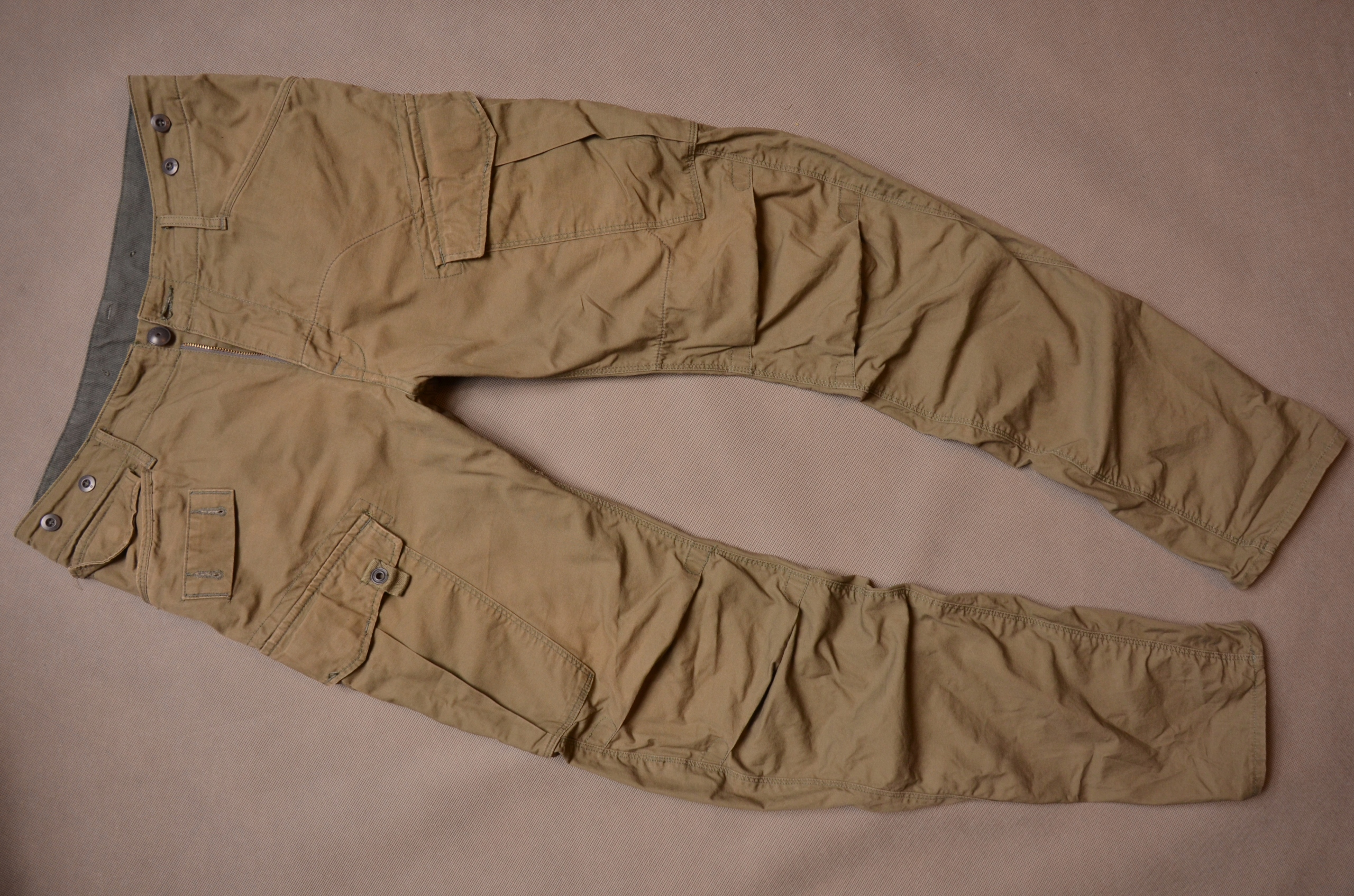 G-STAR ROVIC 3D LOOSE TAPERED CARGO 31/34 Pas 86