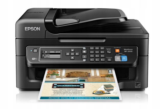 Epson WF 2630