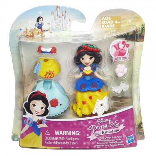 DISNEY PRINCESS Królewna Śnieżka z sukienką B5330