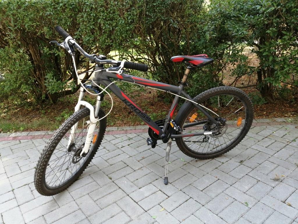 Rower górski Kross Hexagon V8