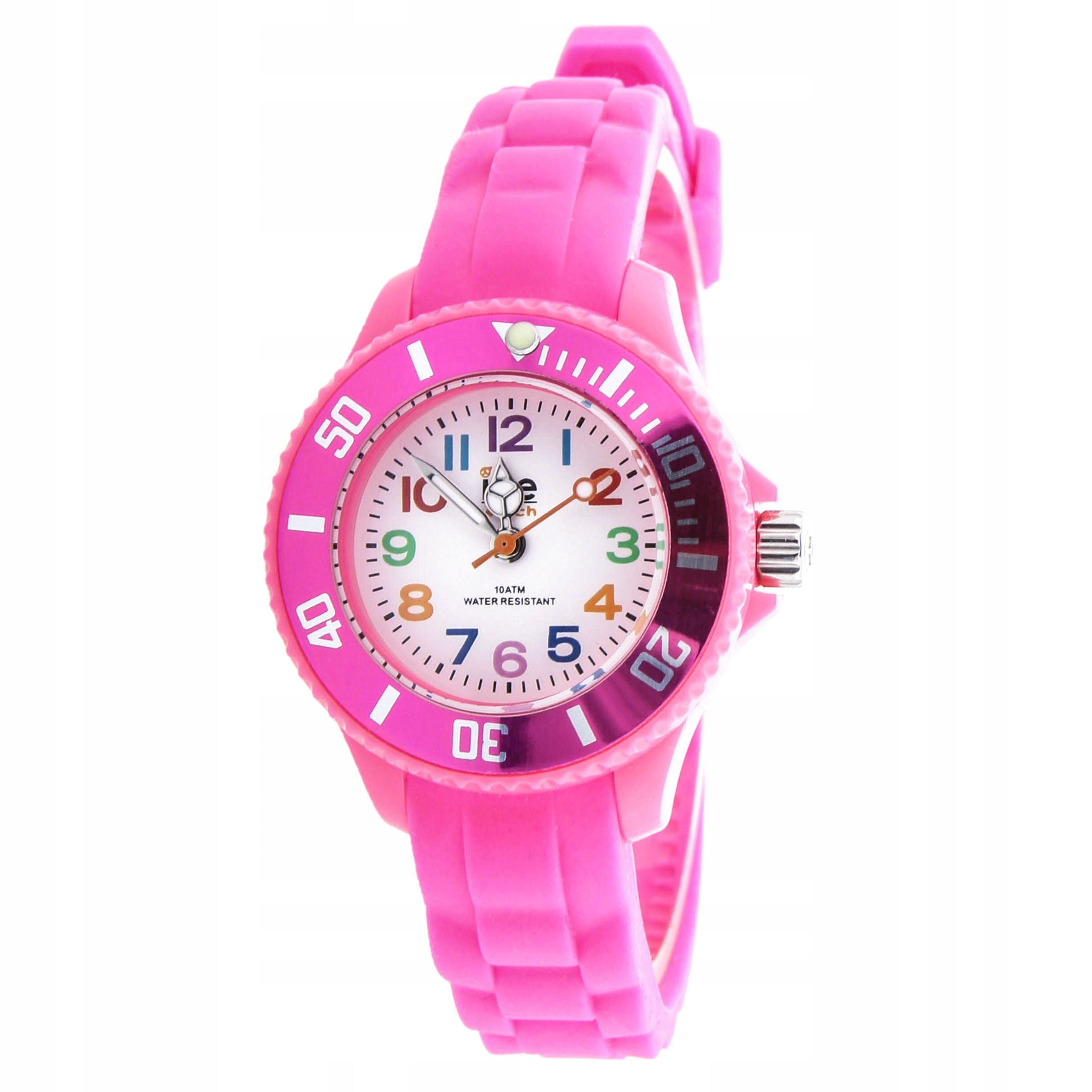 Zegarek ICE-WATCH MN.PK.M.S.12 Ice-Mini różowy