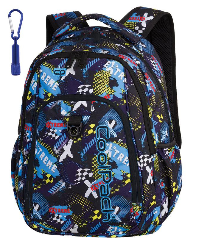 CoolPack tornister plecak szkolny Strike 87391 26L
