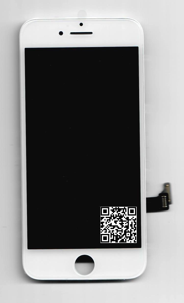 iPhone 7 LCD+DOTYK+RAMKA BIAŁY od P4P