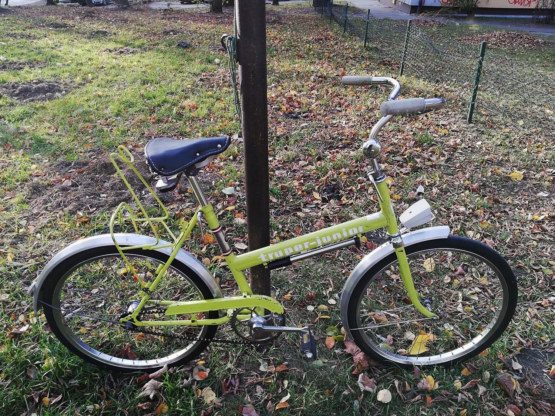 Zabytek rower ROMET TRAPER JUNIOR dla kolekcjonera