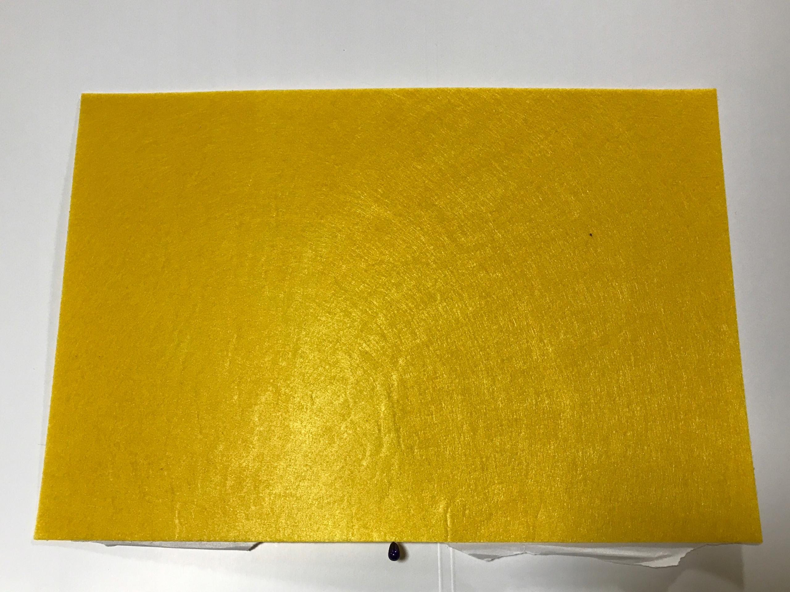 Filc arkusz wycinanki na kleju ok 19,7x28,7 1mm