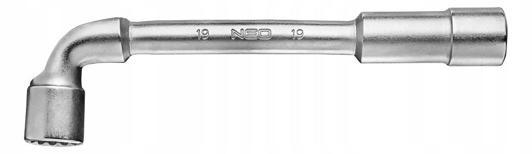 NEO Klucz fajkowy 19 x 200 mm - 09-214