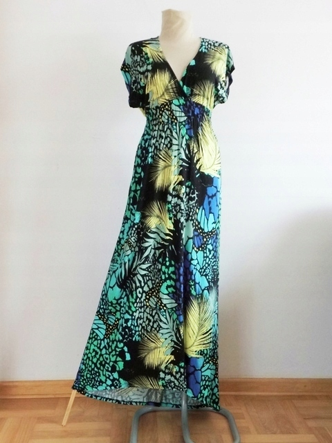 Sukienka Długa Roz.36