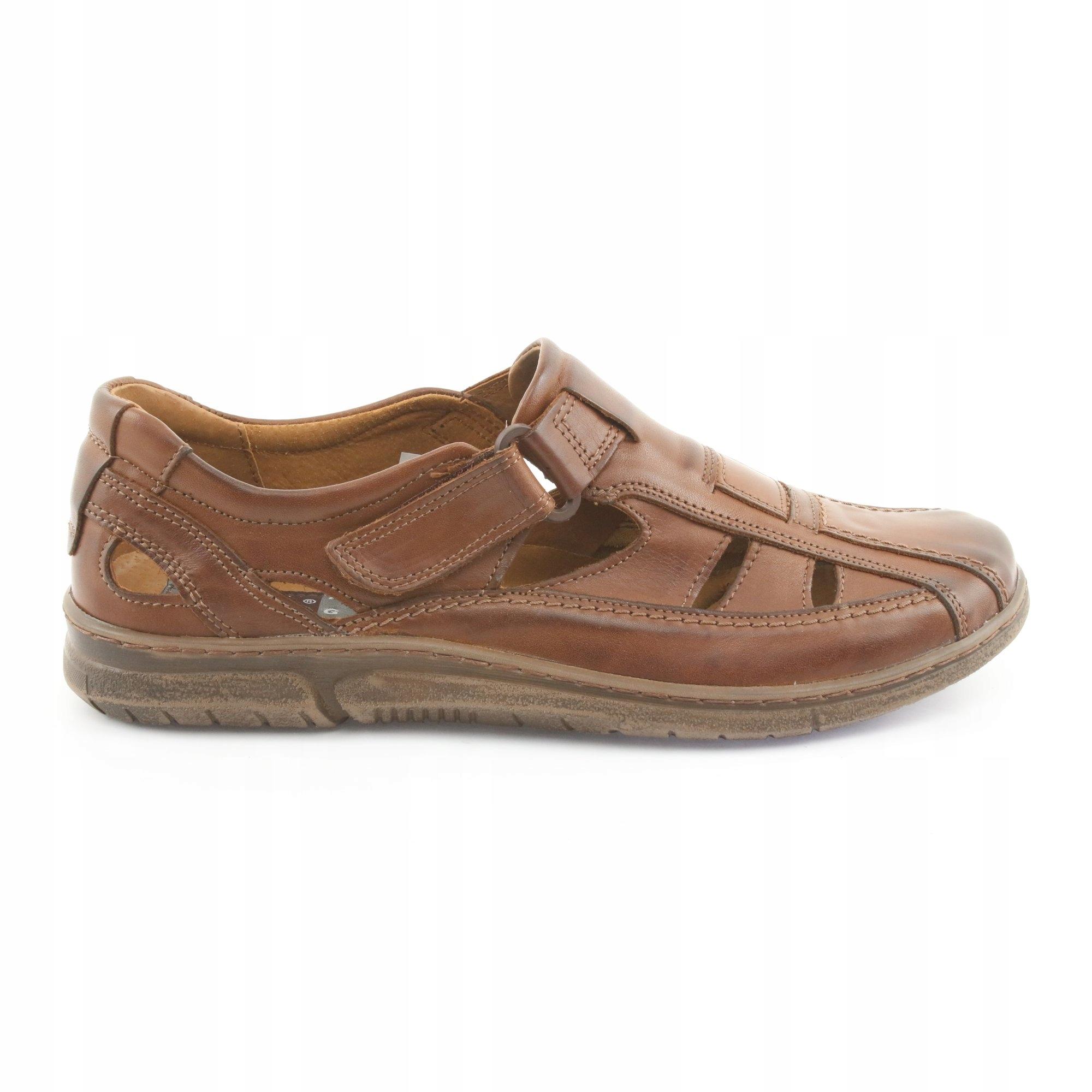 Sandały męskie komfort Riko 458 r.42