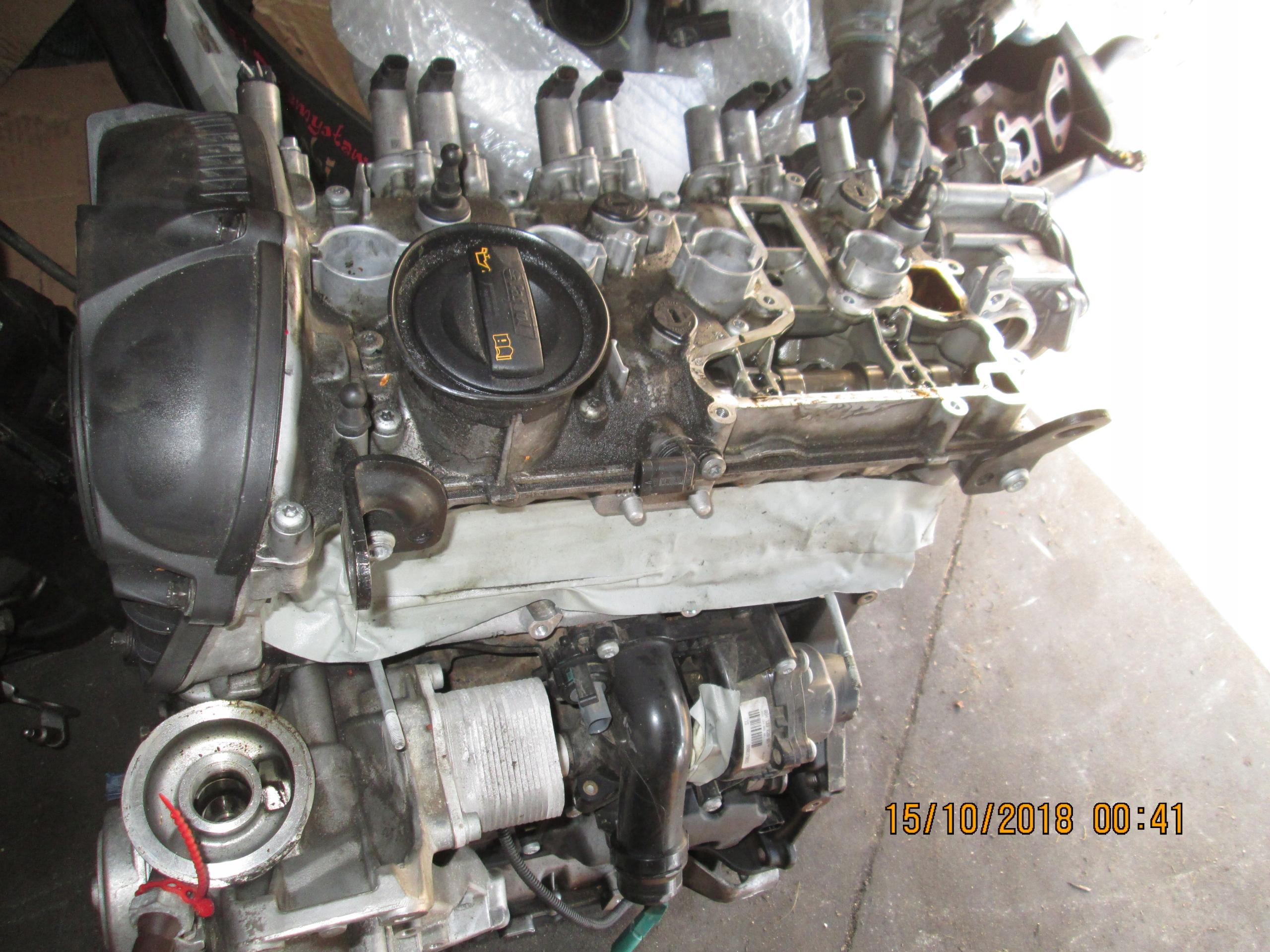 Silnik na części CDN 2.0 09r dół
