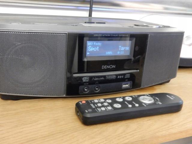 Radio internetowe Denon-S52