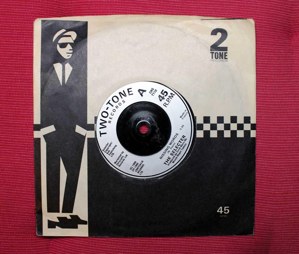 The Selecter - Missing Words (7' Vinyl)