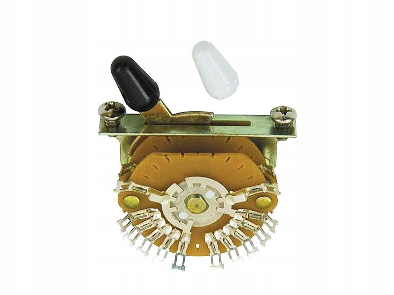 Przełącznik 5-pozycyjny DIMARZIO Mega Switch