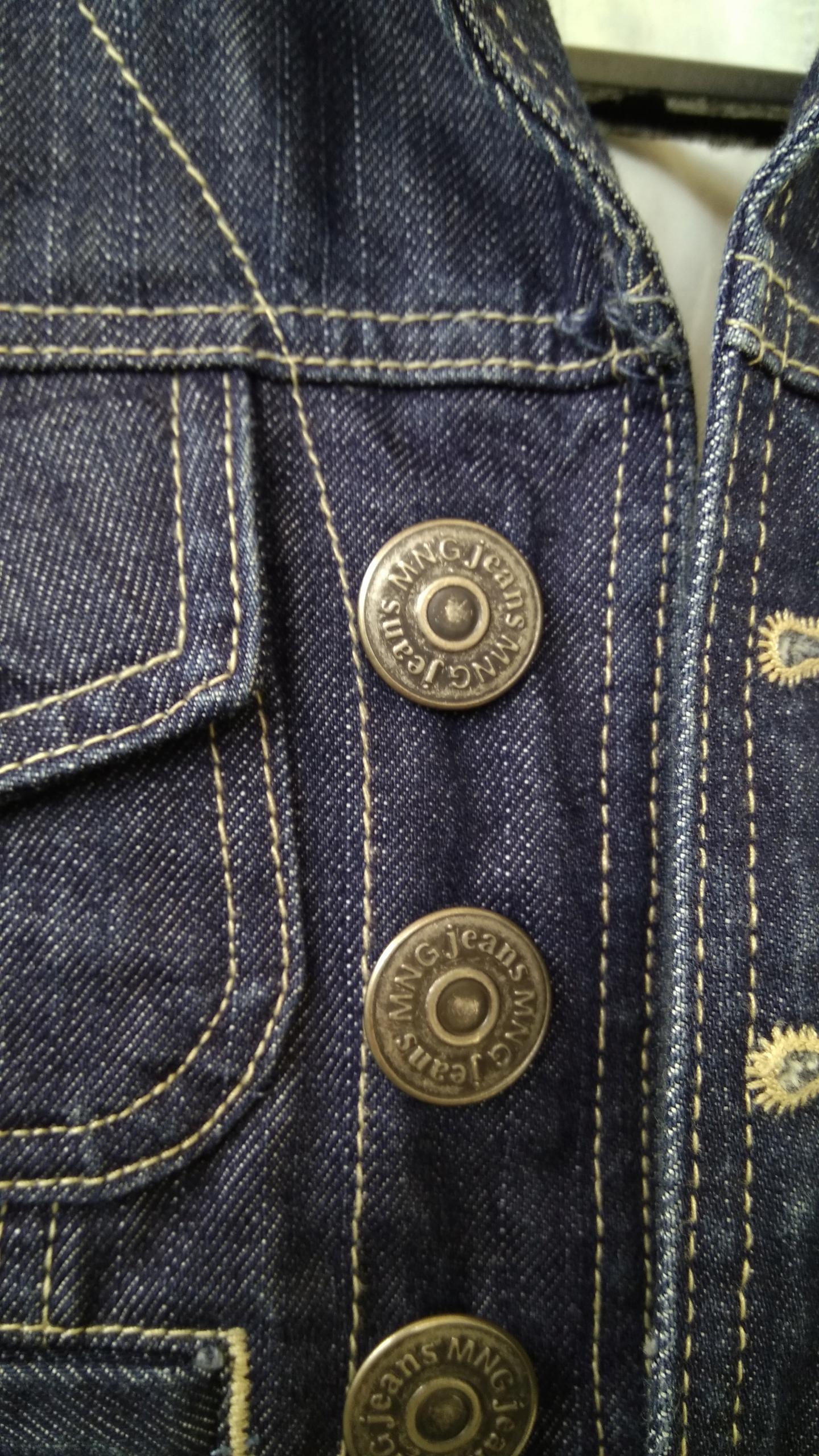 LATO ! marynarka / bolerko jeansowe Mango Jeans !