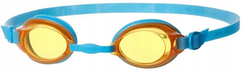 Speedo Okularki pływackie JET JUNIOR V2 (809298908