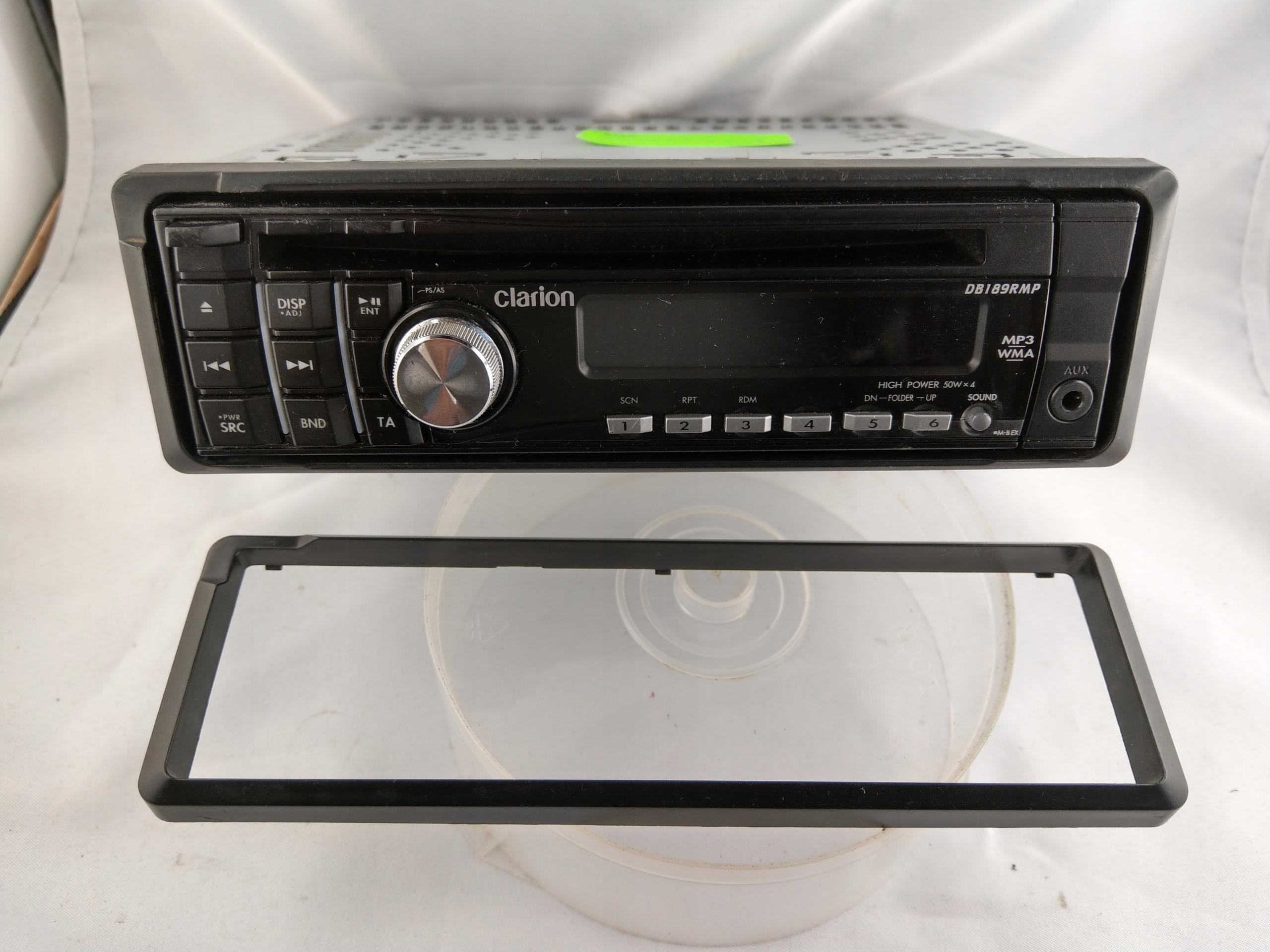 clarion ramka plastikowa radia radio oryginalna .