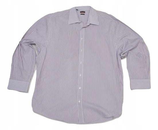 U Modna Wygodna Koszula Pierre Cardin 17 XL z USA!