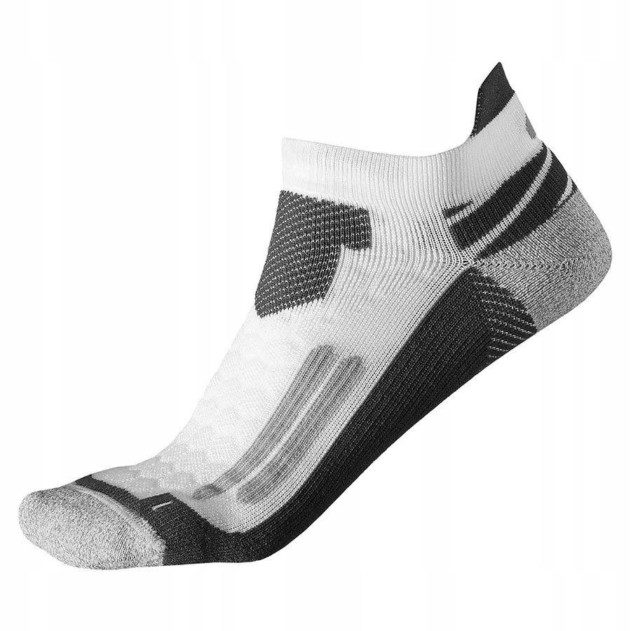 Skarpety Asics Nimbus ST Sock - BIAŁY; 43-46