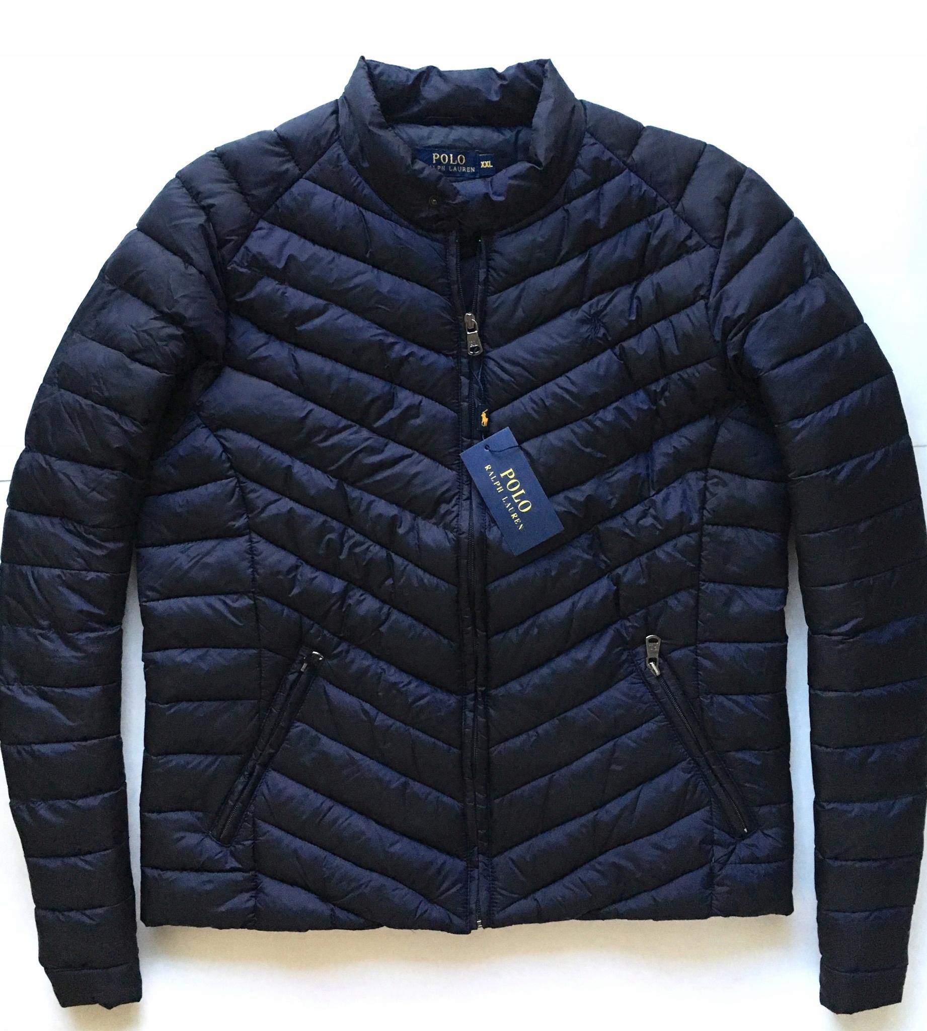 kurtka pikowana POLO Ralph Lauren r.M
