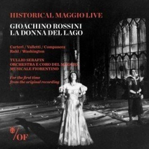 CD Rossini, G. - La Donna Del Lago Maggio Musicale