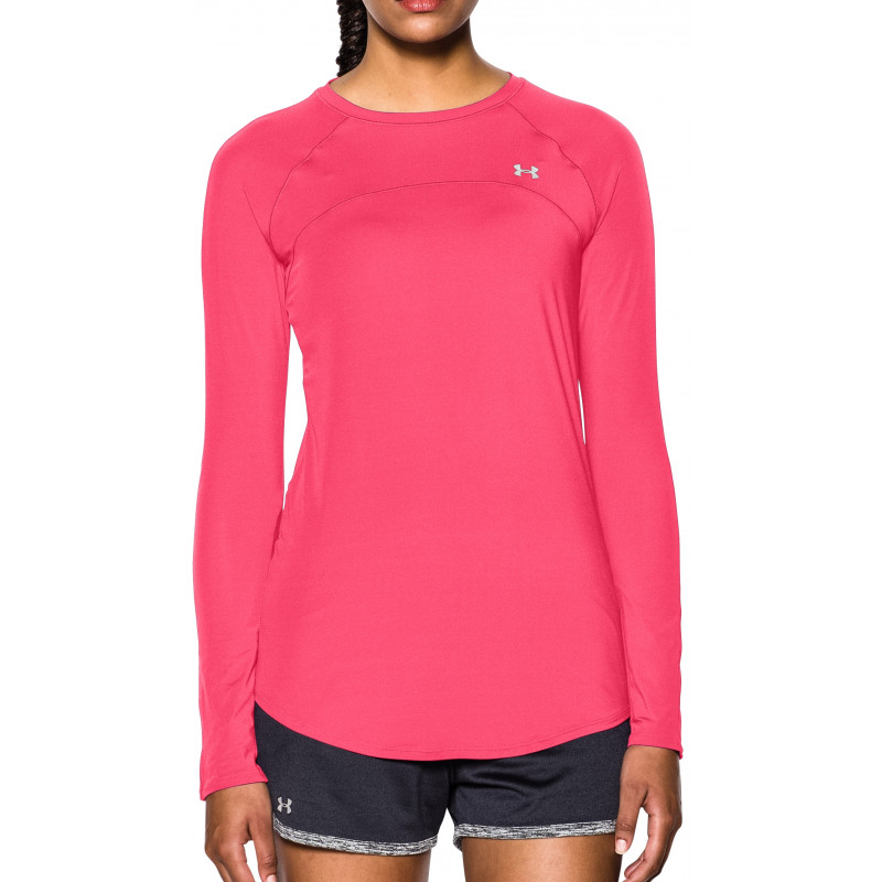 D254 Under Armour run Long Sleeve BLUZA S
