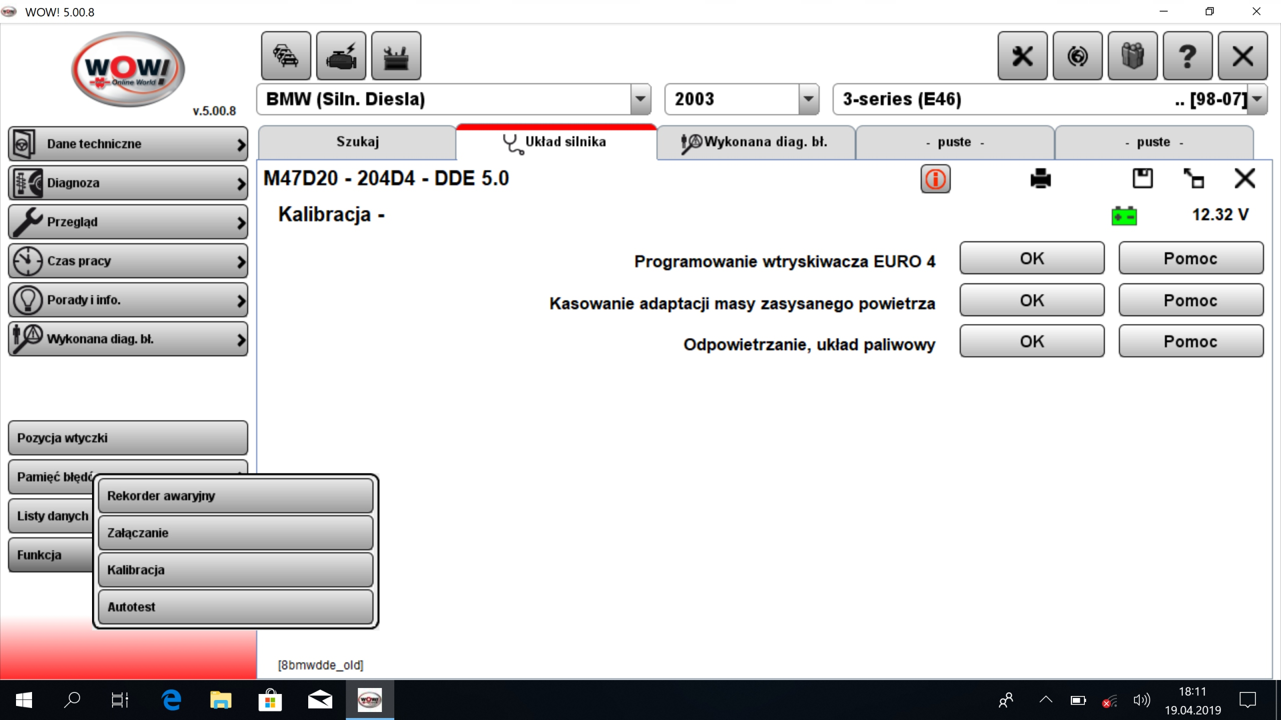 Program Diagnostyczny WOW Wurth 5 00 8R2 Delphi - 8020441568