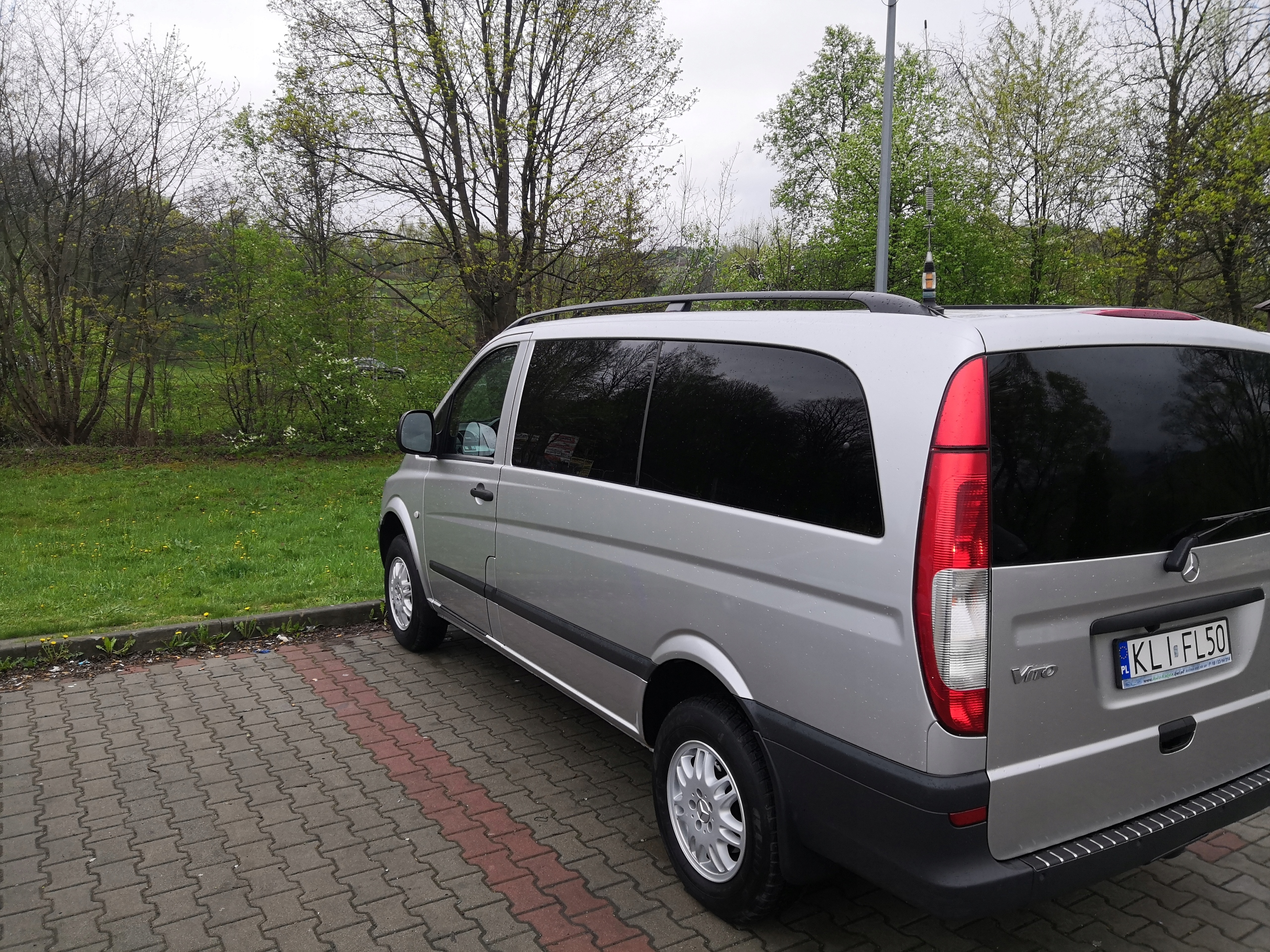 Mercedes VITO 639 4x4
