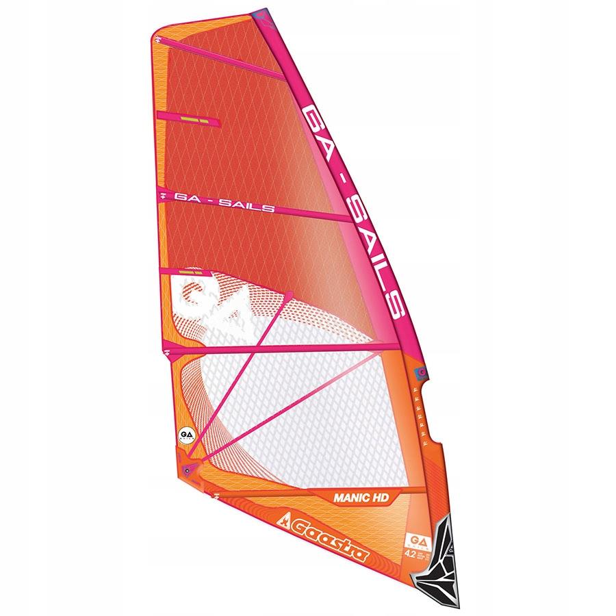 Żagiel windsurf GAASTRA 2017 Manic HD 4.0 - C3