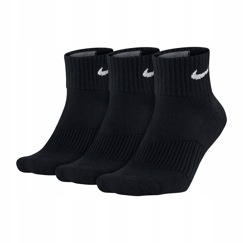 Nike Cushion Quarter skarpety niskie 001 : 47-50