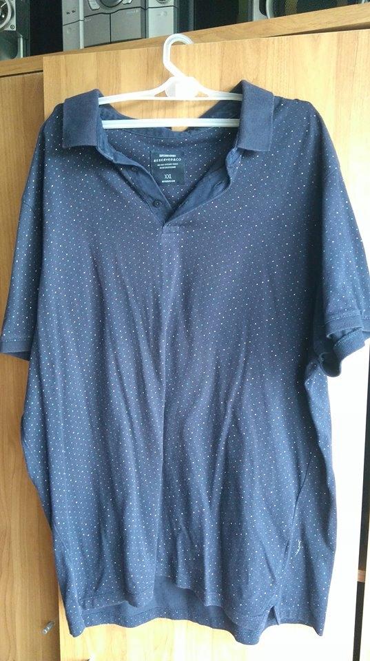 Koszulka Polo reserved tommy xxl
