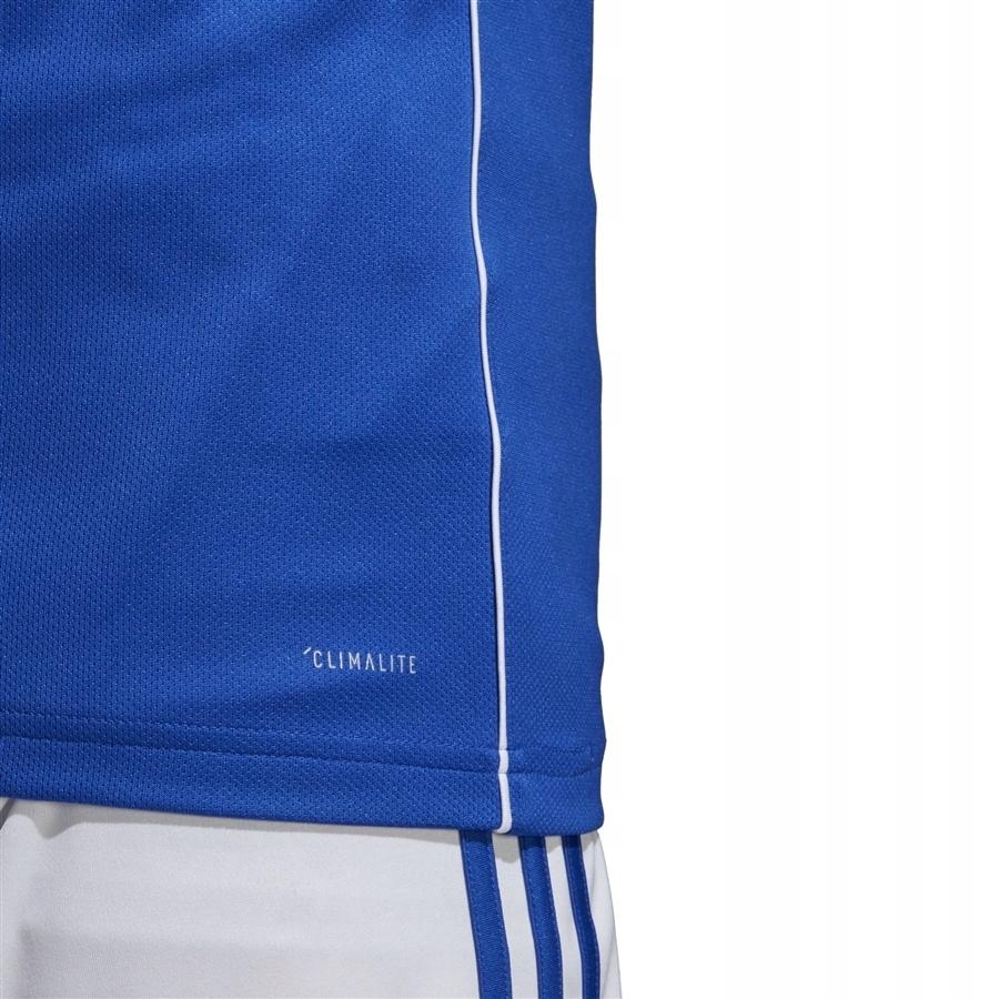 Koszulka adidas Core 18 Tee CV3451 L niebieski!