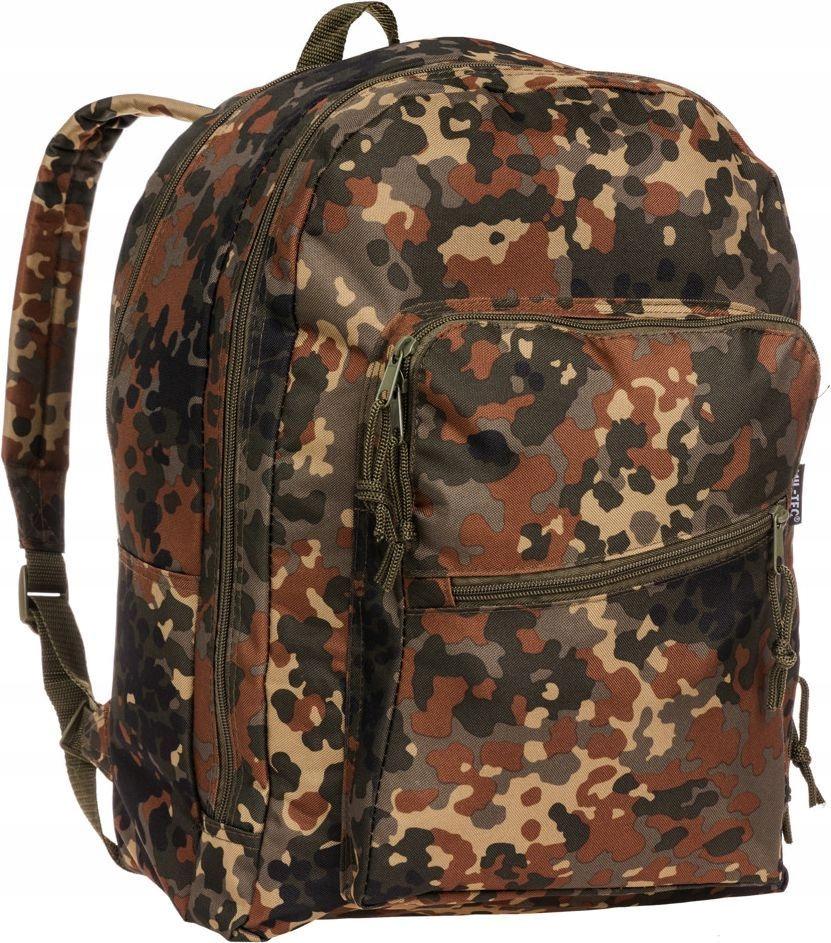 Mil-Tec Plecak sportowy Day Pack 25L Flectar brązo