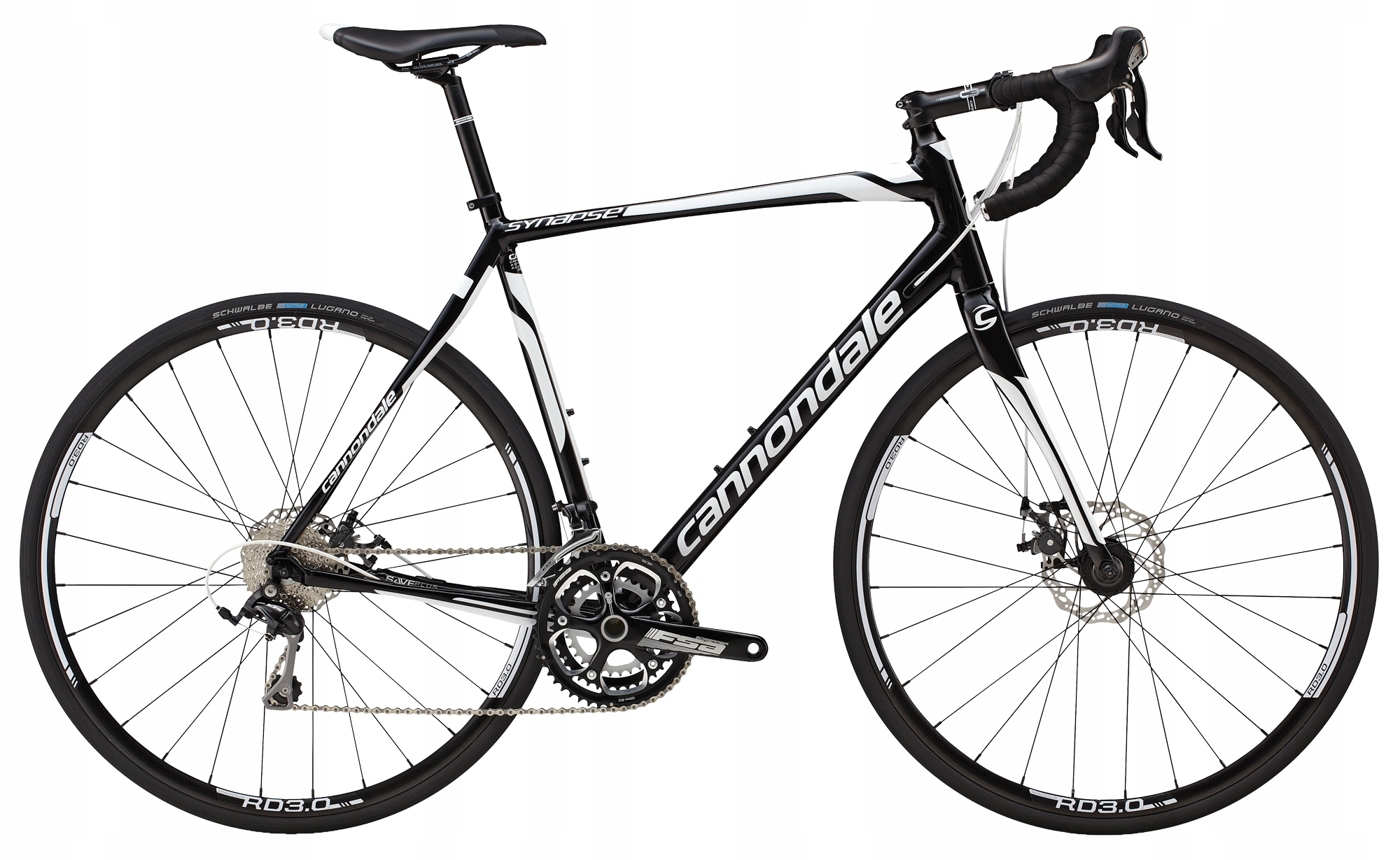 Cannondale Synapse disc 2014 shimano 105 roz 56