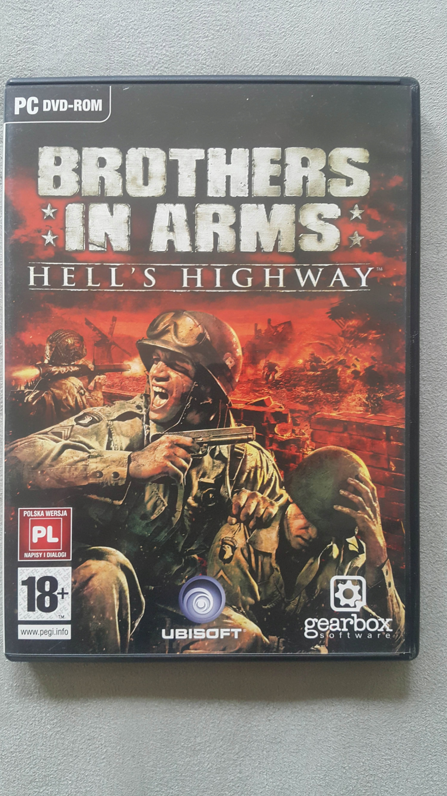 Brothers in Arms Hell's Highway - premierowa