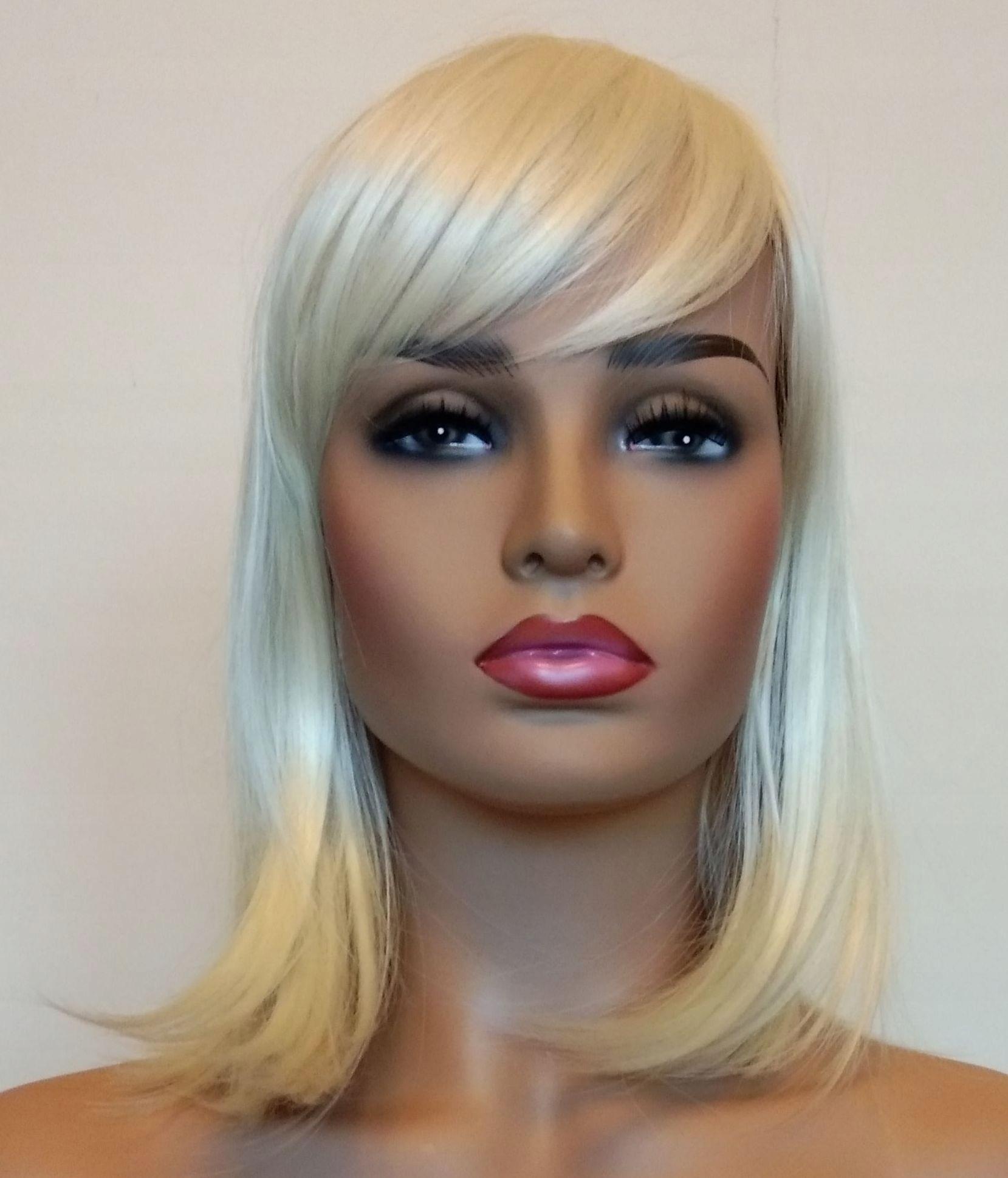 Jak prawdziwe, naturalne, piękne, Blond - 40 cm