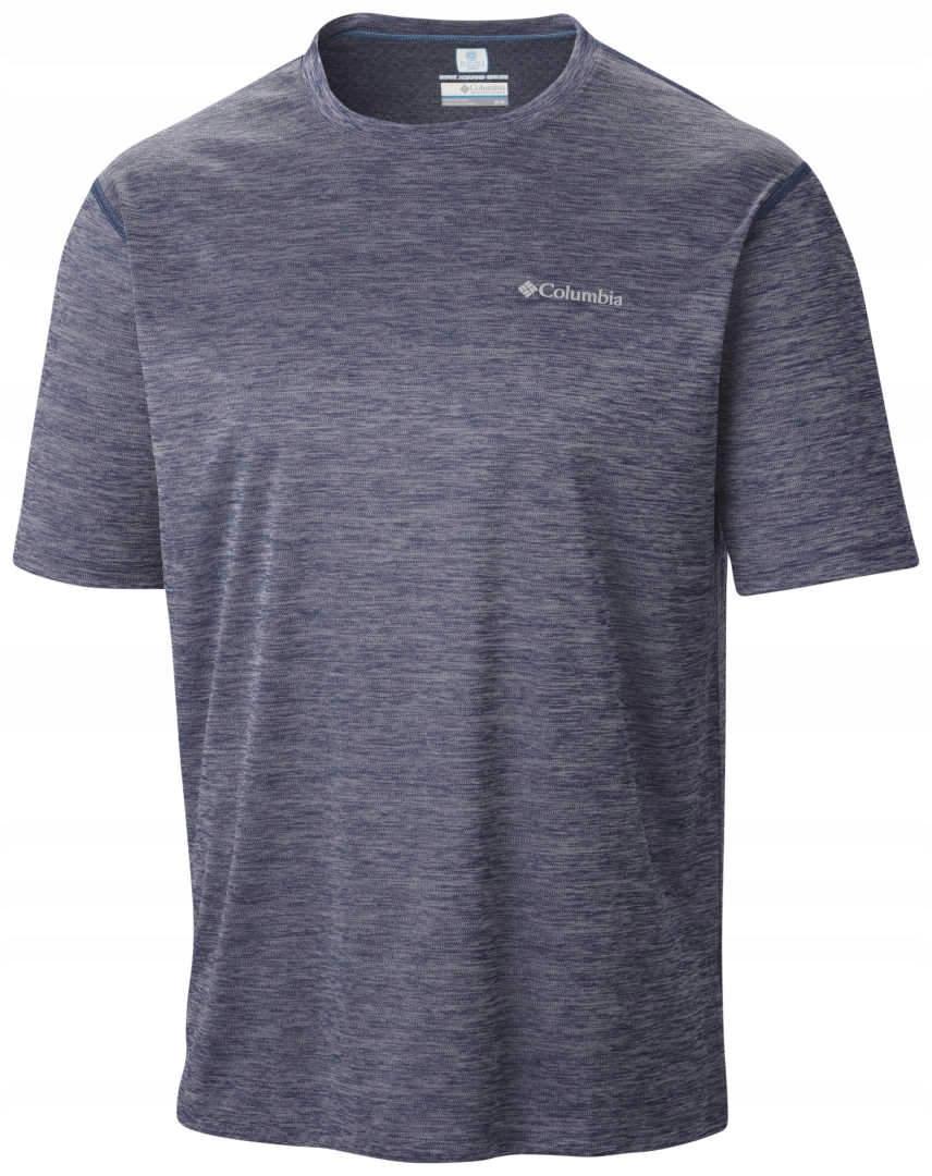 Koszulka męska Columbia ZERO RULES SS Shirt-Car XL