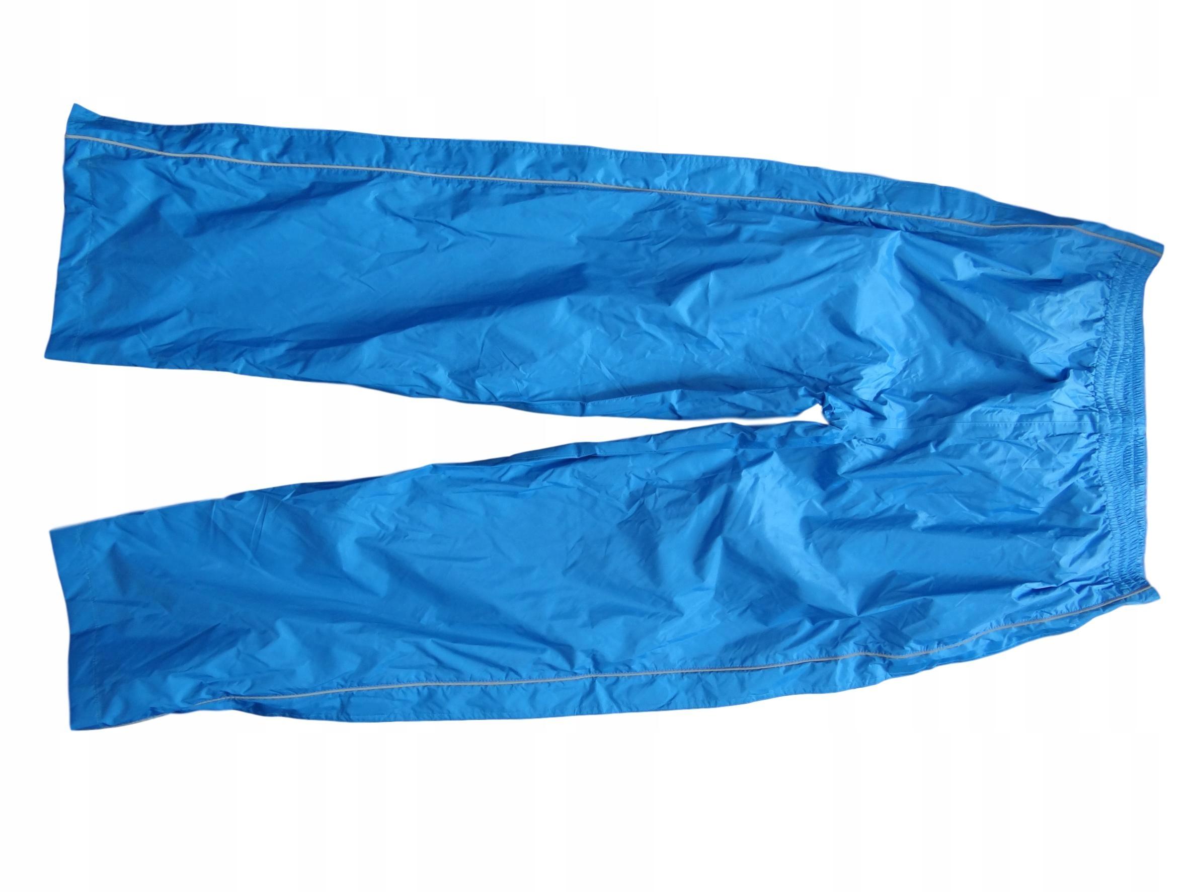 427 UNITECH spodnie przeciwdeszczowe 52