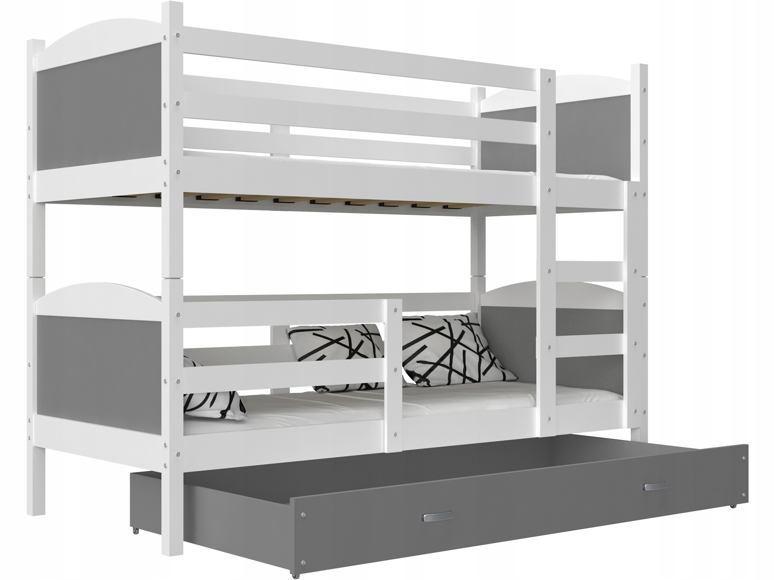 łóżko Piętrowe Dla Dzieci Mateusz Color 6304553057