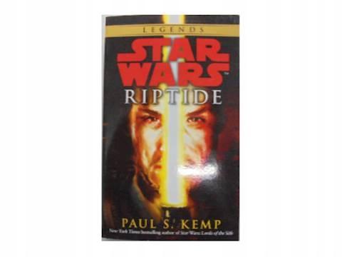 Star wars Riptide - P.S. Kemp