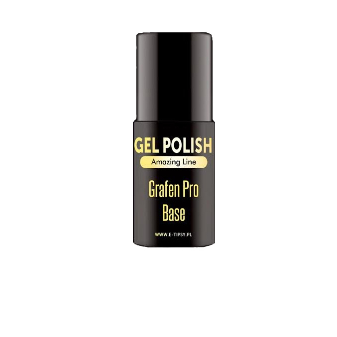 NOWOŚĆ HARD CLERA GEL POLISH GRAFEN PRO