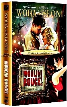 WODA DLA SŁONI / MOULIN ROUGE 2 DVD FOLIA