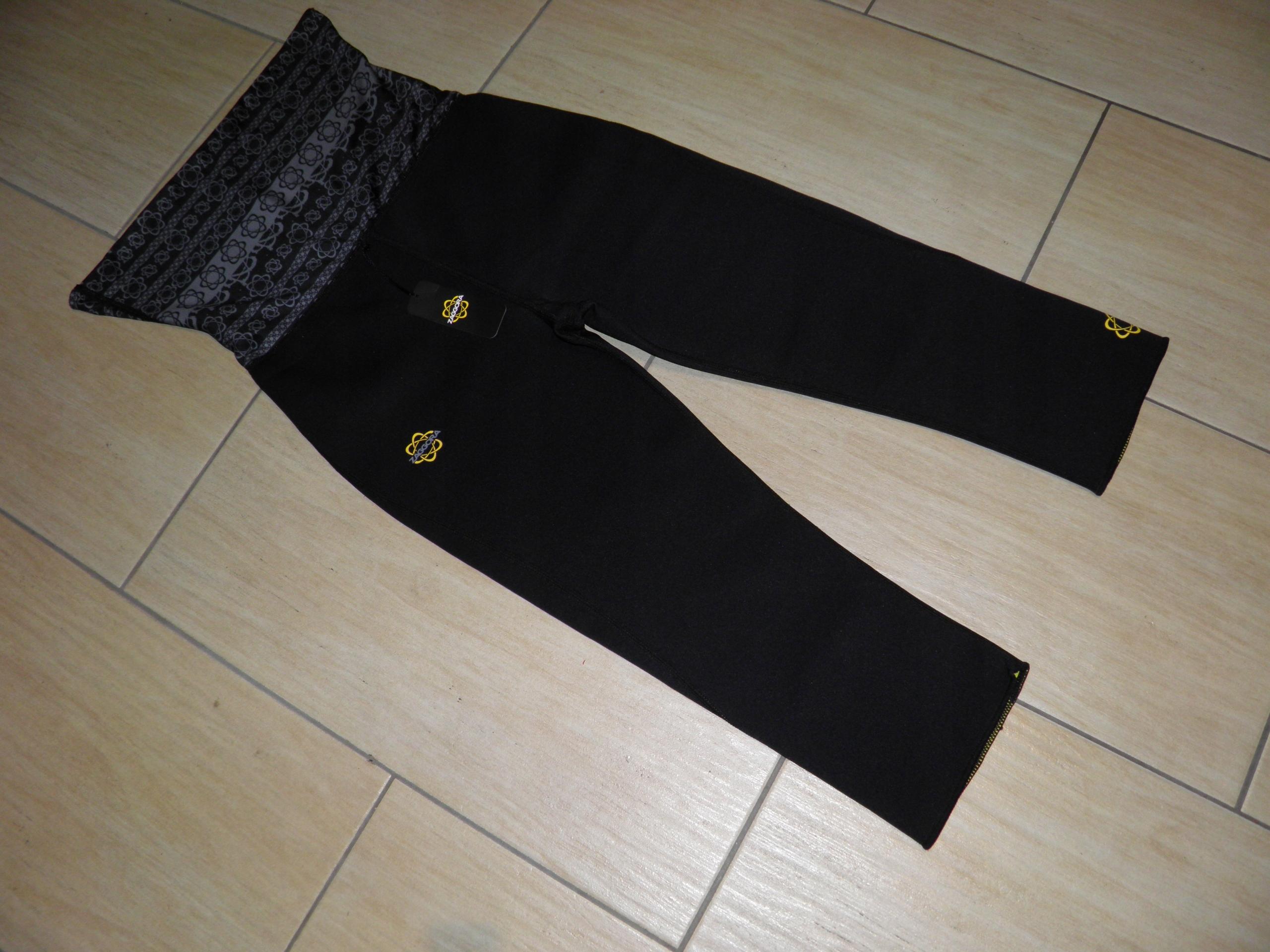 614.1 Spodnie piankowe damskie nowe z metką r L
