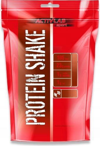 Activlab Protein Shake Truskawka 2000g