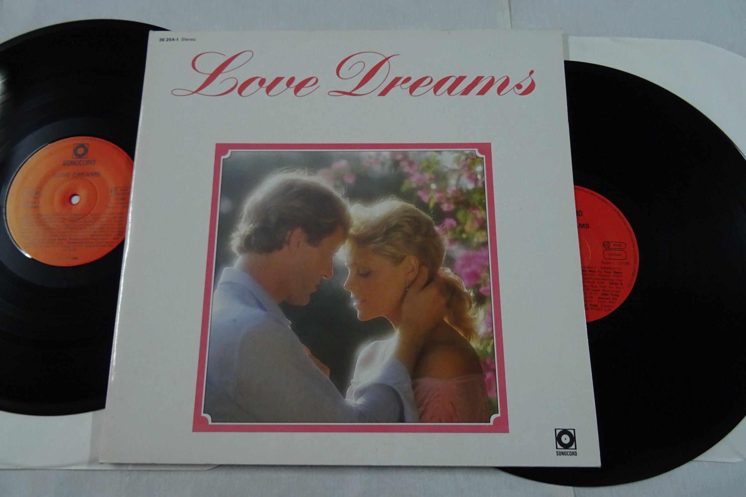 LOVE DREAMS 2LP 1461