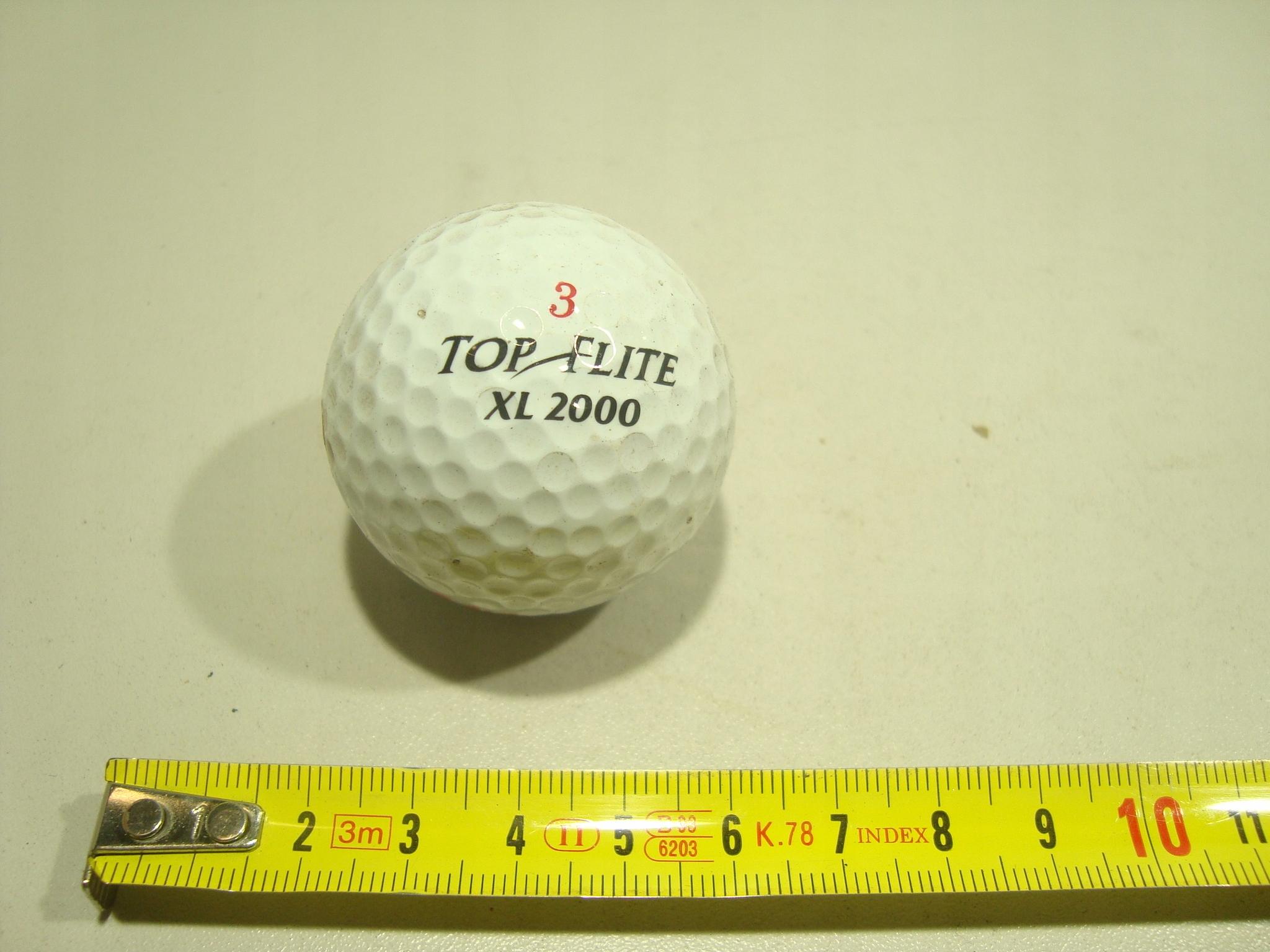 Piłka golfowa BCM od 1zł! K7