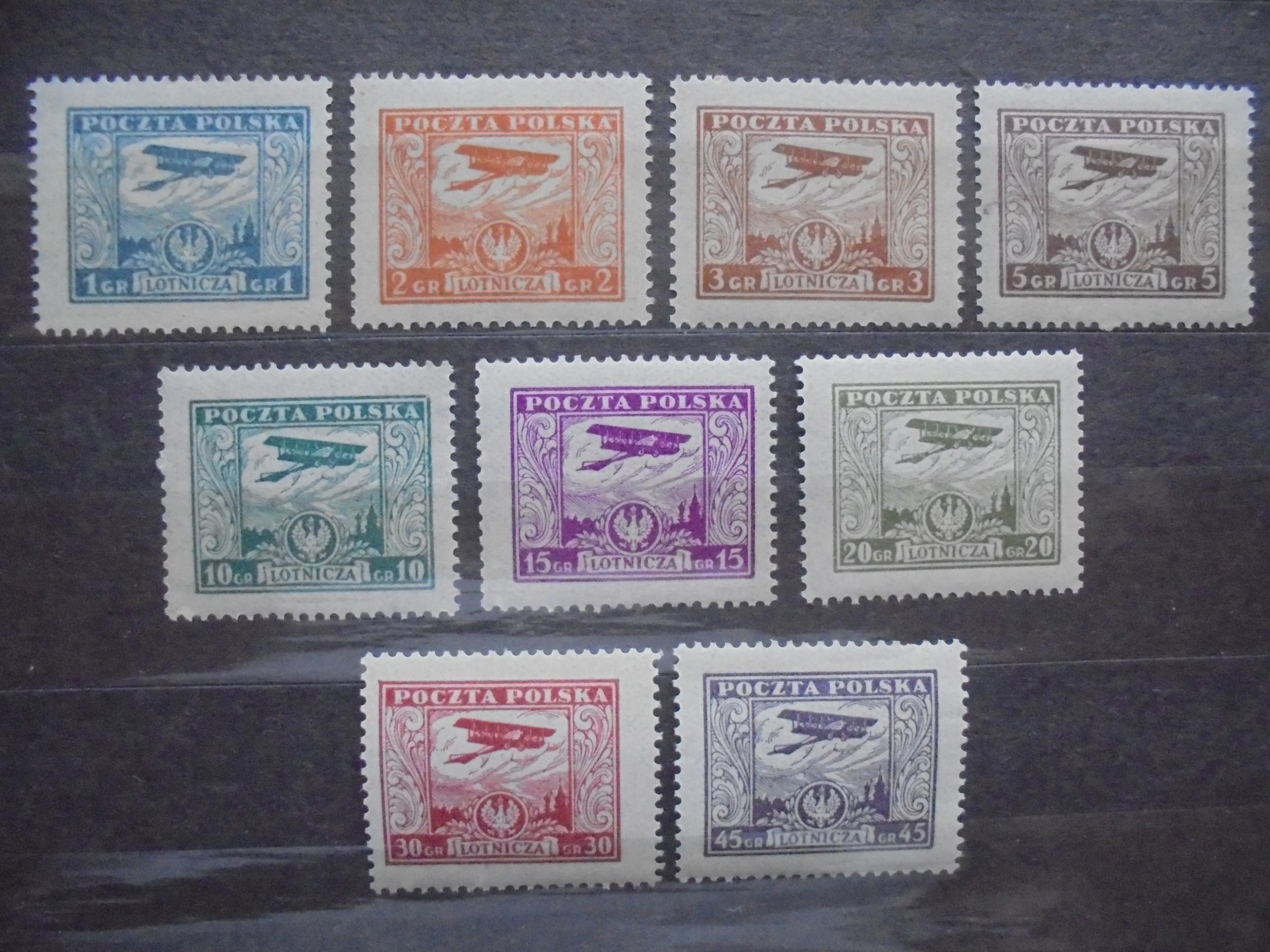 PMW Wyd.LOTNICZE Fi 216-224** 1925r