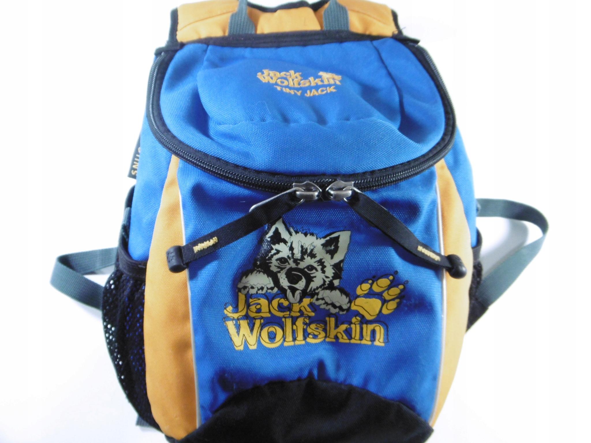 Plecak JACK WOLFSKIN - SNUGGLE UP dziecięcy