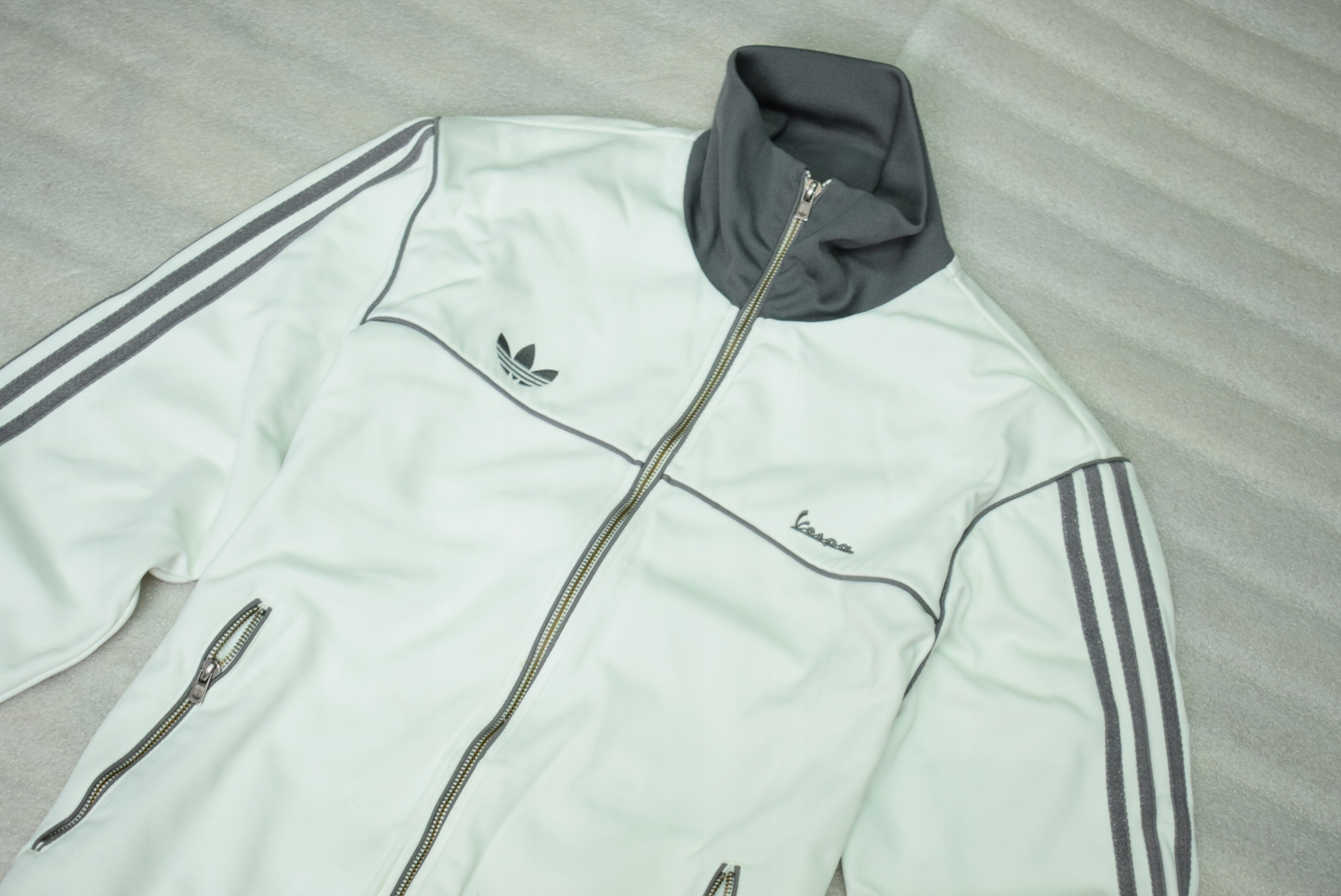 Bluza na Zip ADIDAS ORIGINALS VESPA FIREBIRD XL.,